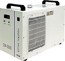 S&A Genuine CW-5000 AG Industrial Water Chiller
