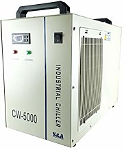 S&A Genuine CW-5000AG Industrial Water Chiller 6L
