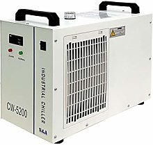 S&A Genuine CW-5200 AG/AH 220V Water Chiller for