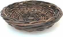 S Fruit Bowl Decorative Basket / Gift Basket Dark