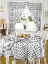 S.green - Molly Tablecloth 63' Round Circle
