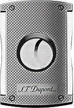S.T. Dupont Xtend Maxijet Chrome Grill Dual-Blade