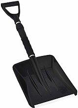 S/V Snow Shovel Plastic Snow Shovel Portable