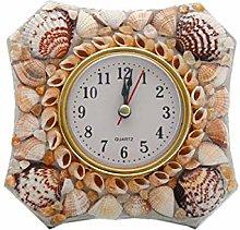 S.W.H European Creative Square Resin Clock, Pretty
