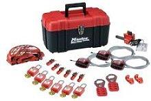 S1117VKA Lockout Toolbox 23 Piece Kit - Valve &