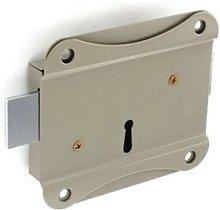 S1846 Press Lock Black 100mm Pack Of 1 - Securit