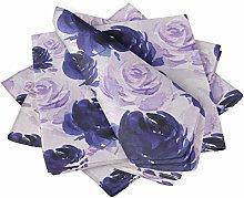 S4Sassy Purple Grandiflora Roses Floral Parties