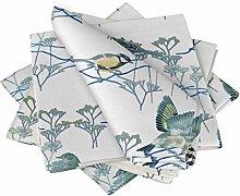 S4Sassy White Sparrow & American Goldfinch Bird