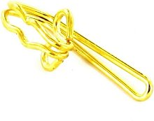 S6432 Curtain Hooks Steel Pack Of 20 - Securit
