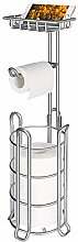 SA Products Toilet Roll Holder - Free-Standing