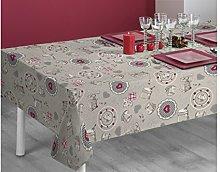 SABANALIA Vintage Stain Resistant Fabric