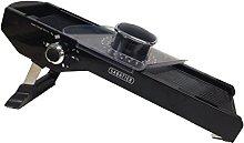 Sabatier 5164683 Mandoline Slicer, Plastic, Black