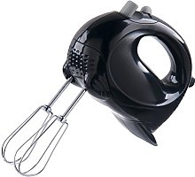 Sabichi Black Gloss 5 Speed Hand Mixer