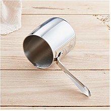 SADDPA Durable Coffee Pot Stainless Steel Milk