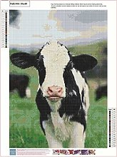 SADHAF Cow 5D Diamond Painting Crafts Diamond