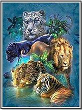 SADHAF Diamond Painting Animal Diamond Embroidery