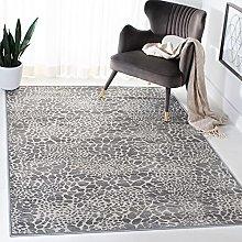 Safavieh Animal Print Indoor Woven Rectangle Area