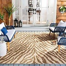 Safavieh Animal Print Zebra Indoor/Outdoor Woven
