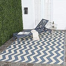 Safavieh Chevron Indoor/Outdoor Woven Rectangle