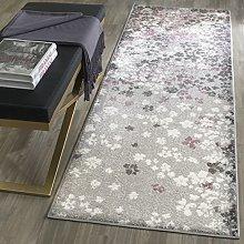 Safavieh Contemporary Floral Indoor Woven Runner