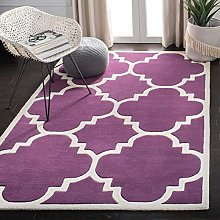 Safavieh Contemporary Indoor Hand Tufted Rectangle