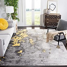 Safavieh Modern Abstract Distressed Indoor Woven