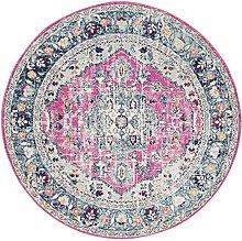 Safavieh Modern Chic Indoor Woven Round Area Rug,