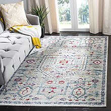 Safavieh Modern Chic Indoor Woven Square Area Rug,