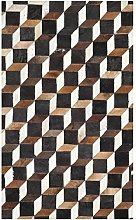 Safavieh Piecework Hand Knotted Rectangle Area