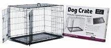 Safe 'N' Sound Dog Crate 2 Door - xlge -