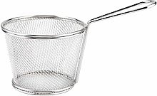 Safe Fry Baskets, Non-Greasy Easy to Clean high