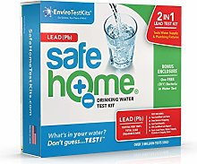 Safe Home LEAD in Drinking Water Test Kit – Two