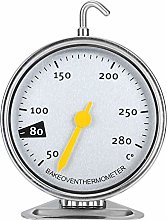 Safe Thermometer Gauge, Dial Oven Thermometer,