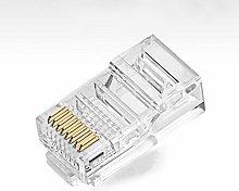 Safekom Network LAN Kit 100 Pcs RJ45 Connector
