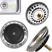 Safekom Premium Kitchen Sink Replacement Drain