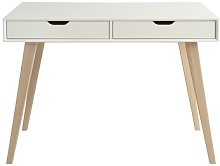 Saffron Desk Fjørde & Co Colour: White