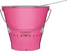 Sagaform Bucket Grill Large Pink XXX, Nylon/A