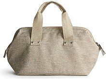 Sagaform Nautic Cooler Bag Small Linen, Polyester
