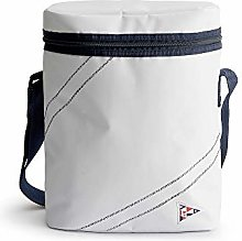 Sagaform Nautic Cooler Bag White, Polyester