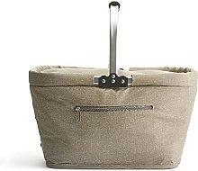 Sagaform Nautic Cooler Basket Linen, Polyester