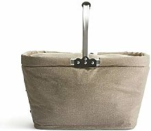 Sagaform Nautic Cooler Basket Linen, Polyester