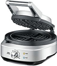 Sage BWM520BSS the No-Mess Waffle Maker - Silver