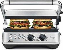 Sage SGR700BSS4GEU1 The BBQ Press & Grill, Brushed