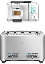 Sage the Custom Loaf Bread Maker, 830 W with the