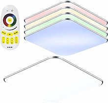 SAILUN 24W Ultra-thin Modern LED Ceiling Light,