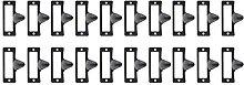 Saim Iron Label Frame Card Holder Cup Pull Handle