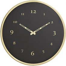 Saisy Metal Wall Clock