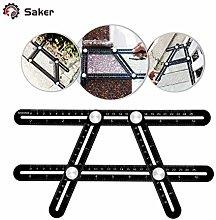 Saker Angle Measuring Tool - Full Metal Multi