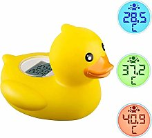 sakulala Baby Bath Thermometer Duck Floating