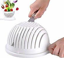Salad Cutter Bowl Vegetable Cutter Bowl Salad